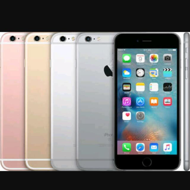 WANTED - ANY IPHONE FROM 6 AND UP