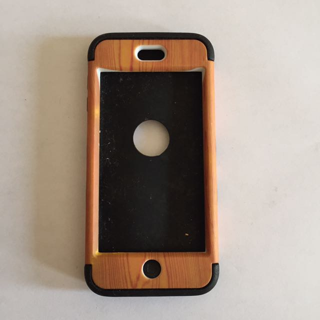 Wood Case Ipod 5