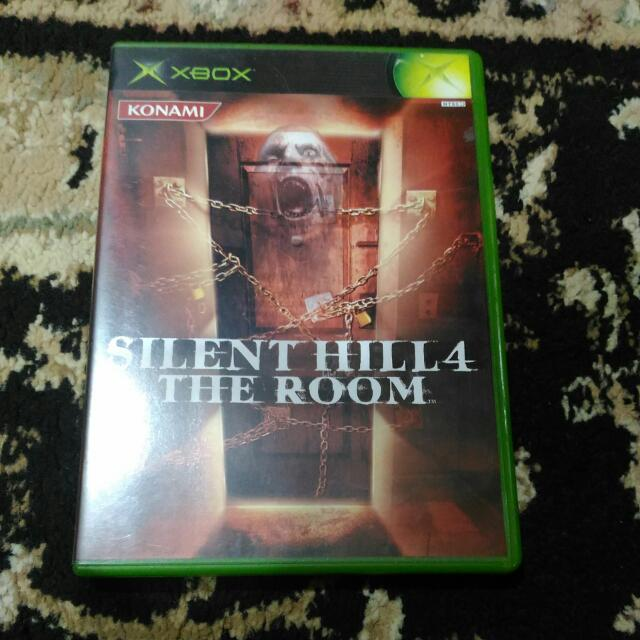 XBOX - Silent Hill 4 The Room by Konami, Toys & Games, Video