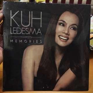 Kuh Ledesma MEMORIES opm album