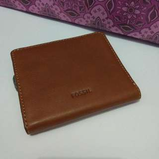 Fossil Mini Wallet