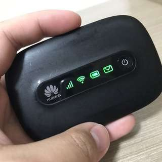 Huawei Mobile WiFi E5331 旅行 Wifi 蛋 3G 可議價