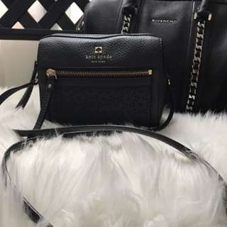 NAVY KATE SPADE CROSSBODY BAG