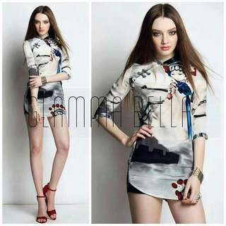 Chynna Printed Blouse ♥
