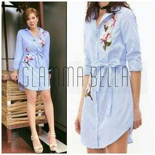 BKK Embroidered Dress ♥