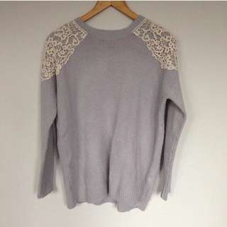 F21 Wool Sweater