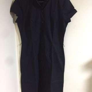 Dress Bahan
