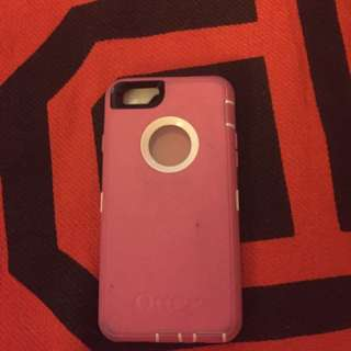 Pink Otter Box For iPhone 6