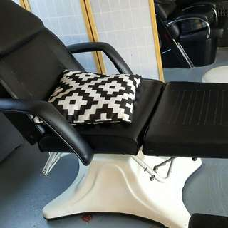 Waxing/facial Chair