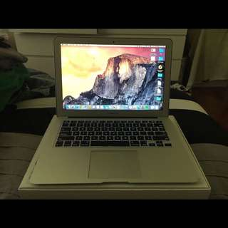 "MacBook Air 13"" 2015"