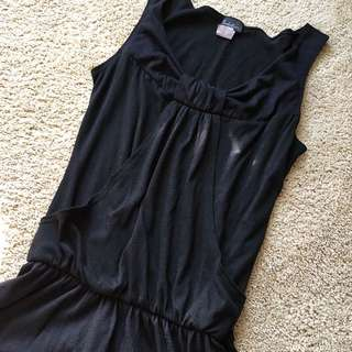 Black Tank Top From Urban Planet