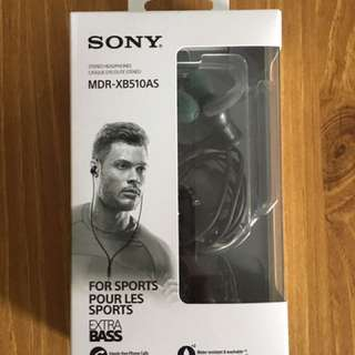 Sony MDR-XB510AS Stereo Headphones