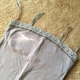 Light Grey Tank From Urban Behaviour