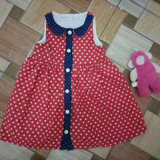 Dress Baby Mothercare Size 3-6 Months