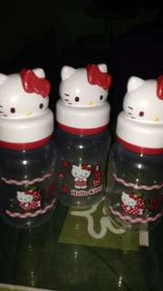 Hello Kitty Feeding Bottles