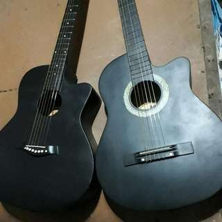Steven Harris Nylon Guitar