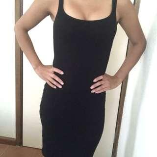 American Apparel Midi Dress