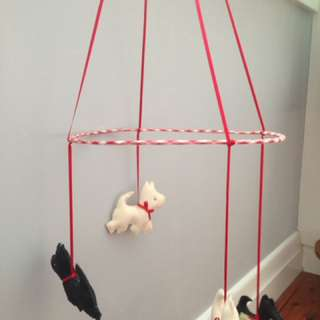Hanging Toy For Cot