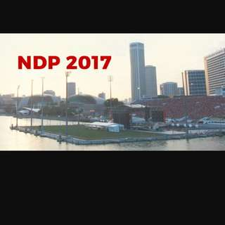 WTB NDP 2017 Tickets for 2! Urgent! Willing To Offer High Price! Preview Is Alright Too