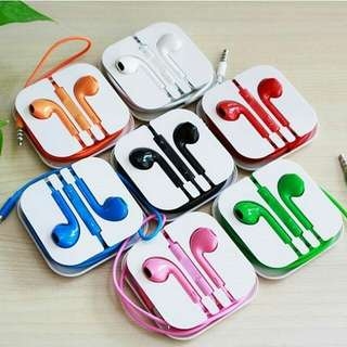 Earpod Apple Warna