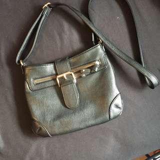 Black Aldo Crossbody Bag