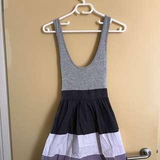 Forever New Size 6 Day Dress Summer Dress Sun Dress Purple