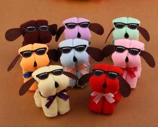 Towel Dogs