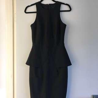 Saba Peplum Dress #EOFYSALE