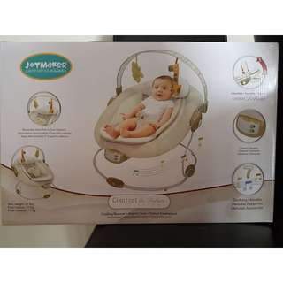 Shears cradle bouncer