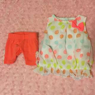 0-3months Outfit