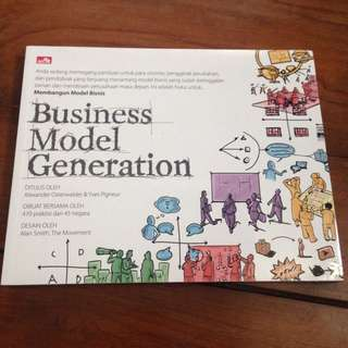 (NEW) Business Model Generation