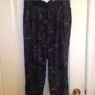 Urban Outfitters Flowy Pants