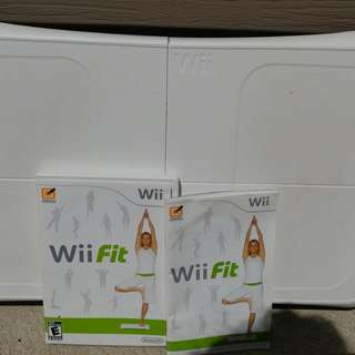 Wii Fit Game System