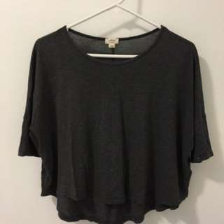 Wilfred Loose Crop Top