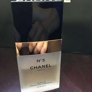 Chanel 香奈兒 N°5 隔離髮香霧