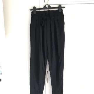 Tie Wrap Pants