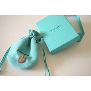 Tiffany & Co. Return to Tiffany™ Heart Tag Pendant