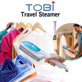 Setrika Uap Tobi Steam Wand