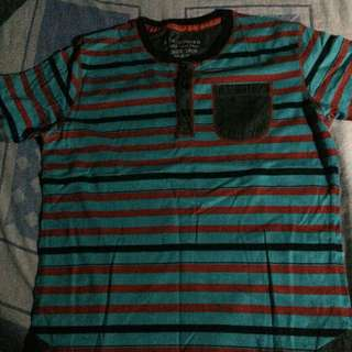 Lee Stripped T-Shirt (authentic)