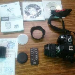 Pentax Kr單眼相機