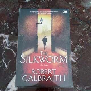 The Silkworm By Robert Galbraith (a.k.a JK Rowling)