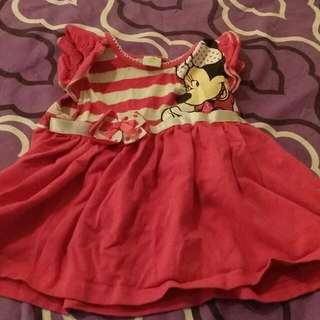 Mini Mouse dress