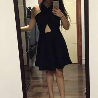 Hollister Semi-Formal Black Dress