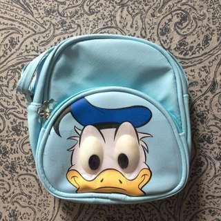 sling bag donald duck