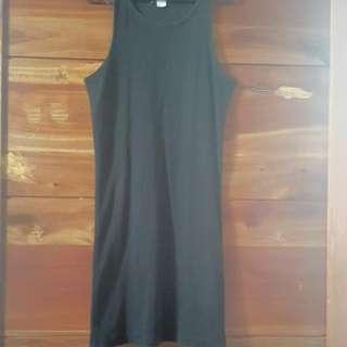 Black Forever 21 Essentials Dress