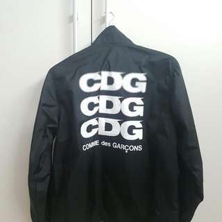 Commes des garcons good design coach jacket size s
