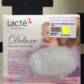 Lacte Disposable Breast Pads