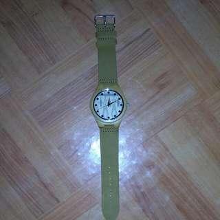 Jam Tangan Kayu, Anti Air (hujan Dan Gerimis) Bukan Untuk Berenang Yah, Jam Dijual Karna Diameter Jam Kebesaran