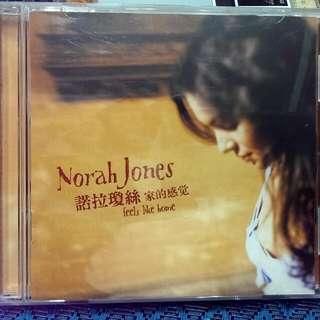 🚚 爵士CD 諾拉瓊斯 North Jones 家的感覺 feels like home