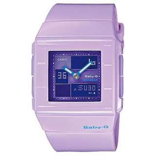 Casio Baby G - Pastel Purple